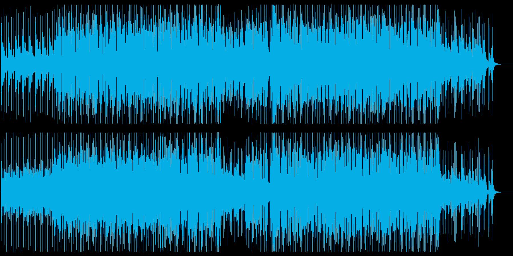 未来/希望/疾走感!王道のシンセpopの再生済みの波形