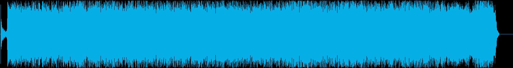 爽やかで少し切ないパンクロック#02の再生済みの波形