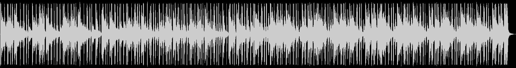 冬/切ない/R&B_No483_3の未再生の波形