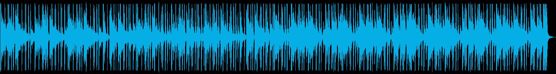 冬/切ない/R&B_No483_3の再生済みの波形