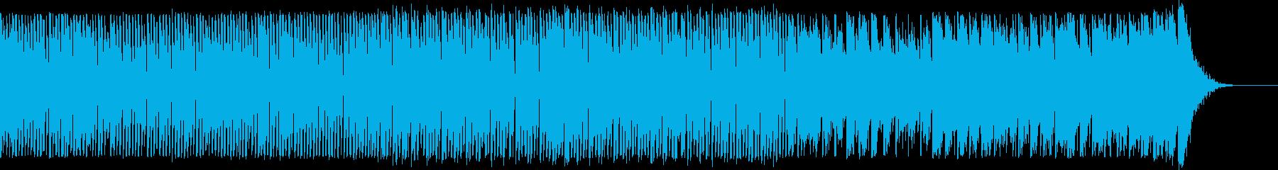 テレビゲーム 繰り返しの シンセサ...の再生済みの波形