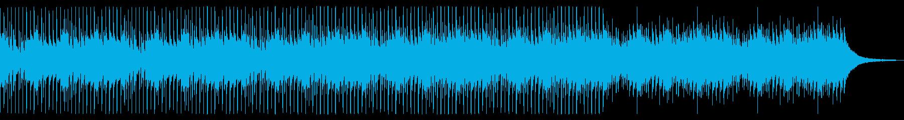 ショートver 未来を創る 先進的の再生済みの波形