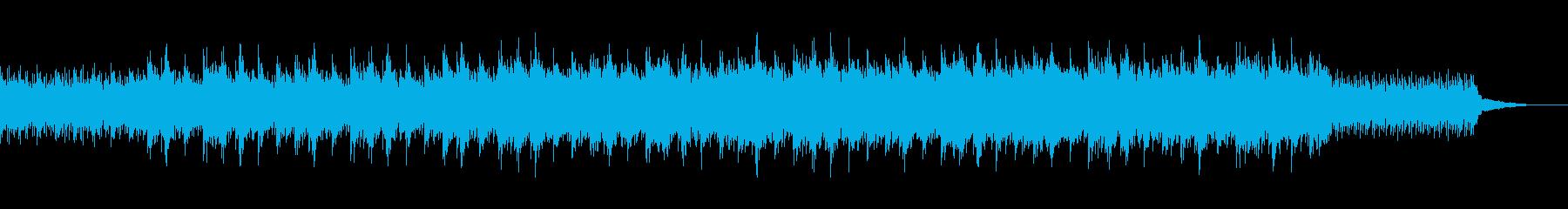 コンセプトムービ ドラム無し 未来のCMの再生済みの波形