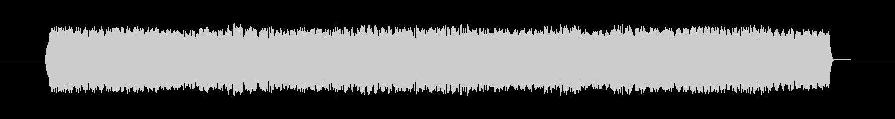 ゲーム アーケードレース03の未再生の波形