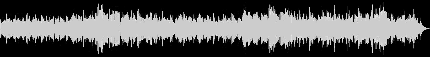 ピアノ生演奏/爽やか・夏・海風・ボサノバの未再生の波形