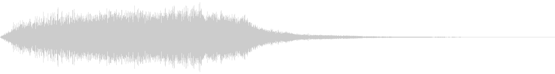 【ダーク・ホラー】アトモスフィア_13の未再生の波形