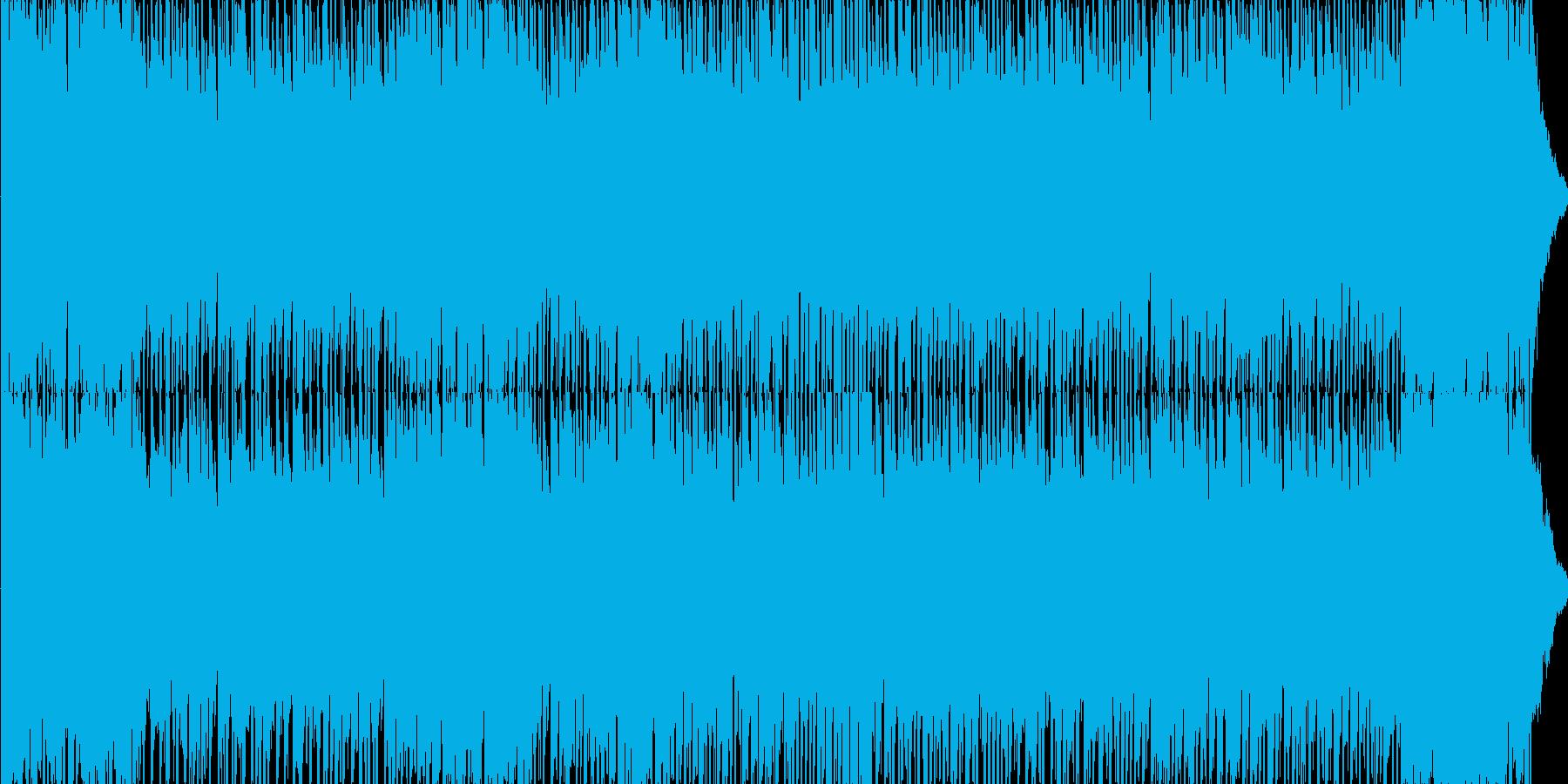 CuteなPopの再生済みの波形