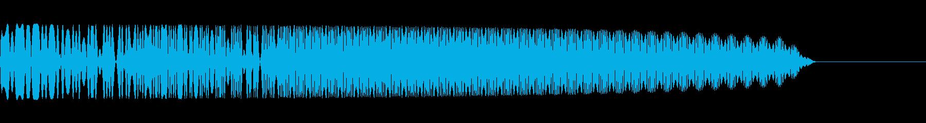 ピロロー(超音波/SNES/レトロの再生済みの波形