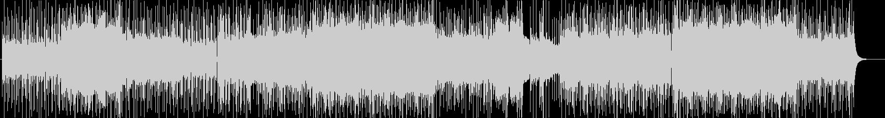 「POWER/ROCK」BGM331の未再生の波形