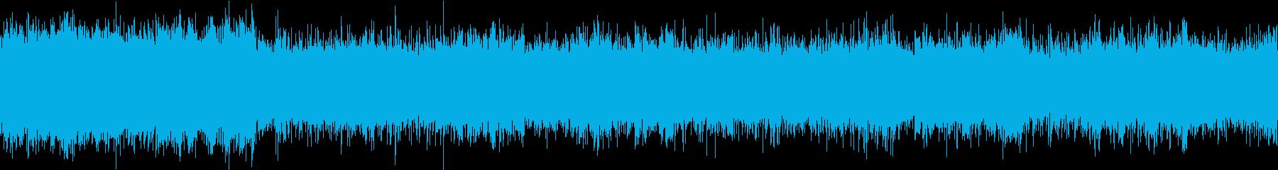 おだやかキラキラ/カラオケ/ループの再生済みの波形