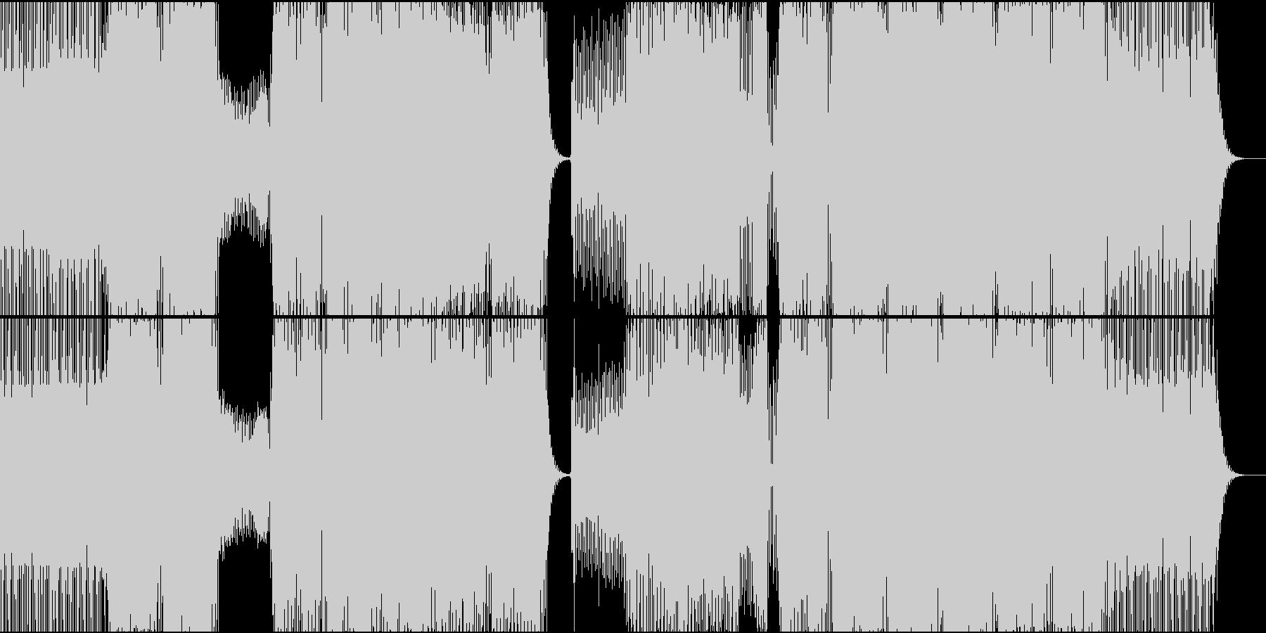 クラシックとクラシックのバイオリン...の未再生の波形