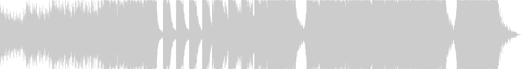 Epic Trailer's unreproduced waveform