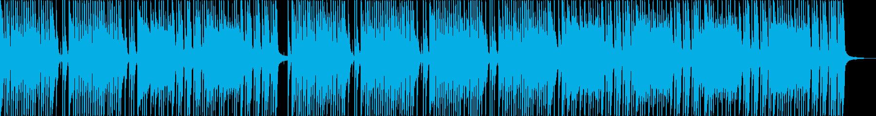 懐かしのアメリカンポップスタイル。の再生済みの波形