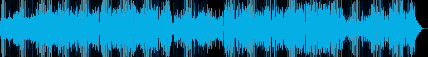日常的過ぎるほのぼの打楽器ポップス 長尺の再生済みの波形