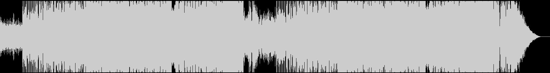 ゲーム用等 ほのぼの軽快POPロックの未再生の波形