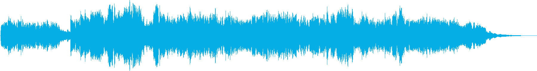 アンビエントとエーテルのアイリッシ...の再生済みの波形