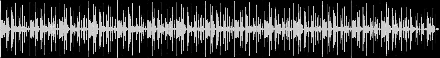 シンキングタイム(ラテン系、30秒)の未再生の波形