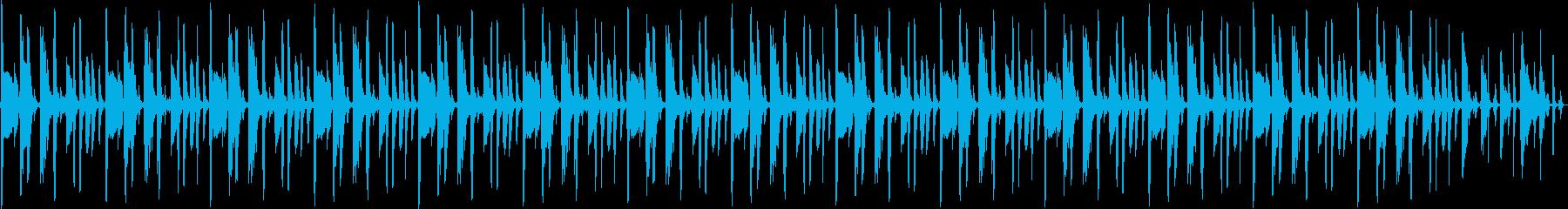 シンキングタイム(ラテン系、30秒)の再生済みの波形