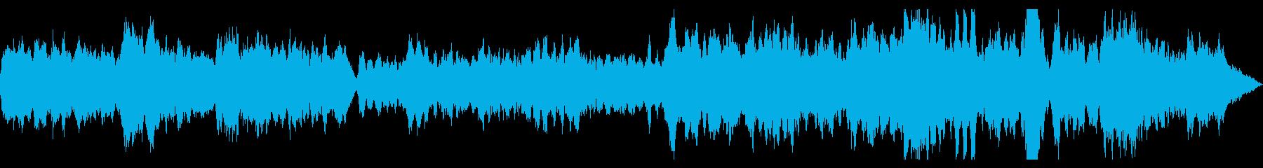 ヘンデルのオンブラ・マイ・フ(カラオケ)の再生済みの波形