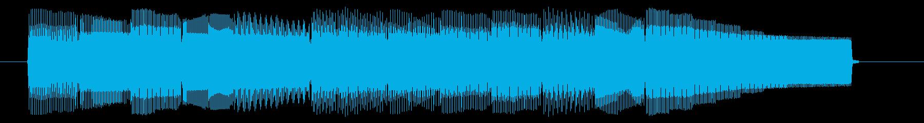 NES レース A05-2(クリア2)の再生済みの波形