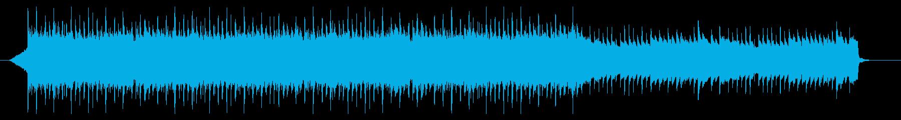 サビのみver 広がり 豪華 キラキラの再生済みの波形