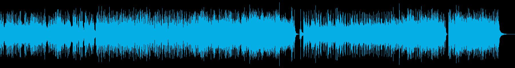 【ゲーム音楽】宇宙的なシューティング向けの再生済みの波形