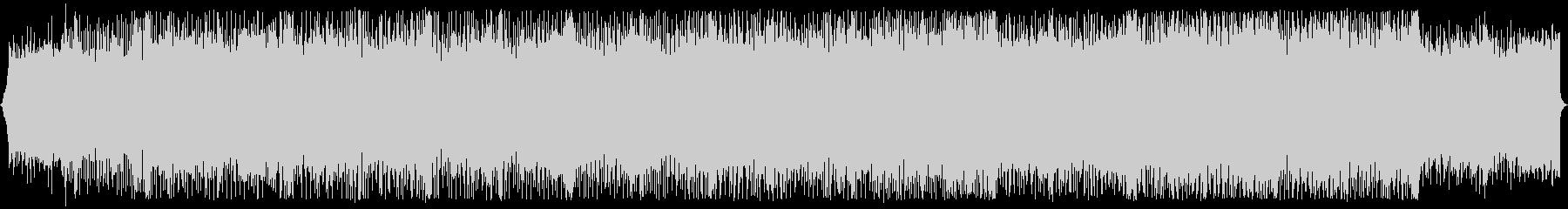 キャッチーで耳に残るシンセウェイヴの未再生の波形