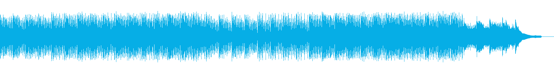 企業VP会社紹介 透明感爽やか疾走感A4の再生済みの波形