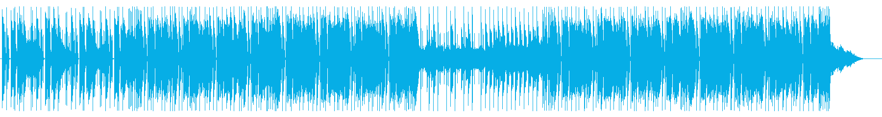 明るい キラキラ 80年代 シンセポップの再生済みの波形