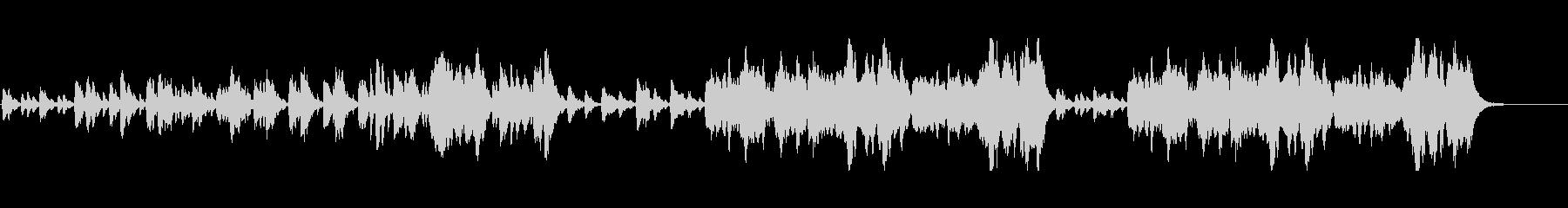 バレエ/ワルツ/明るい/春/1分30秒の未再生の波形