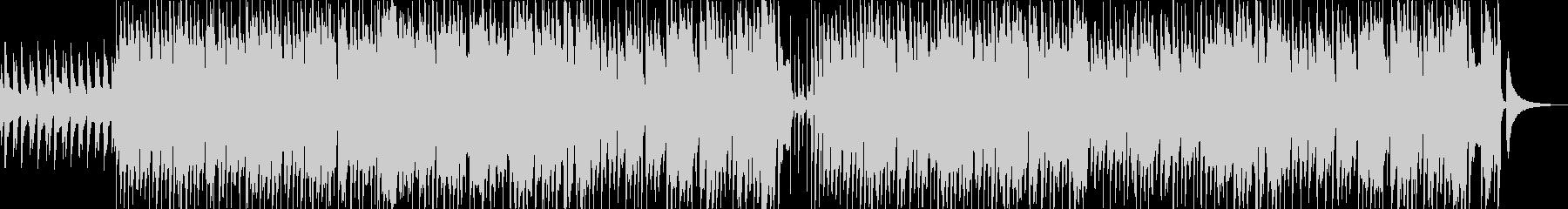 ウクレレと口笛のハッピーなインストの未再生の波形