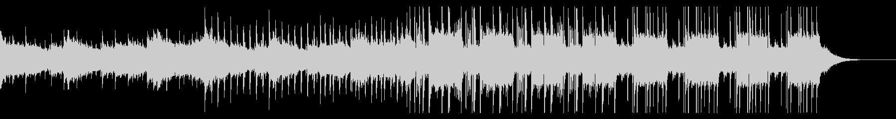 ボーカルチョップが可愛いシリアスPOPの未再生の波形