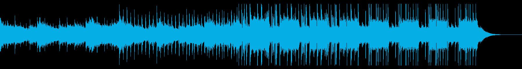 ボーカルチョップが可愛いシリアスPOPの再生済みの波形