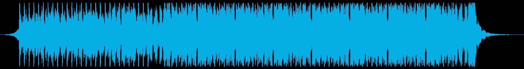 サマーダンスパーティー(ショート1)の再生済みの波形
