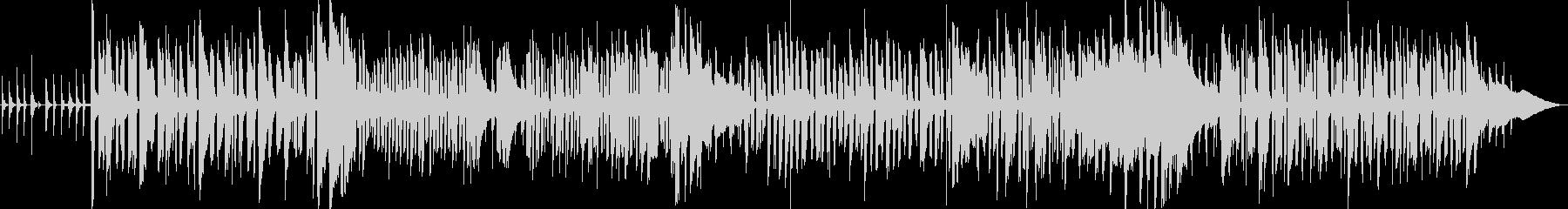 インストゥルメンタル、ベース、ピア...の未再生の波形