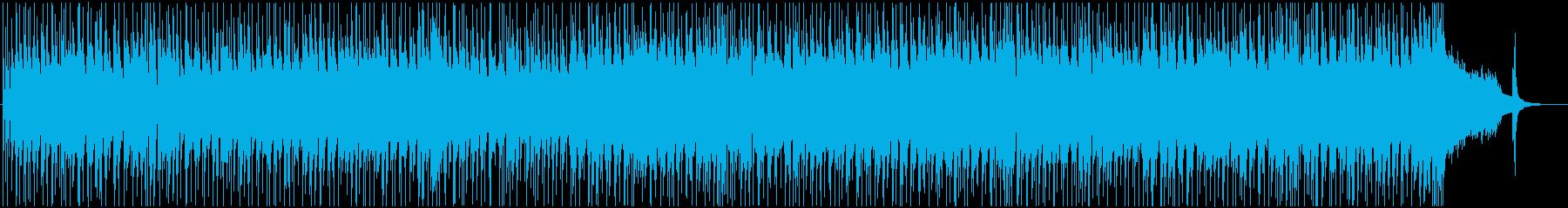 爽やかで可愛らしいチェレスタのポップスの再生済みの波形
