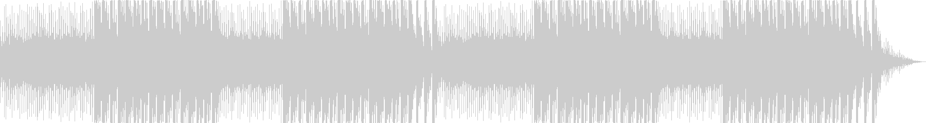 オーケストラ楽器ファンタジー風の遊...の未再生の波形
