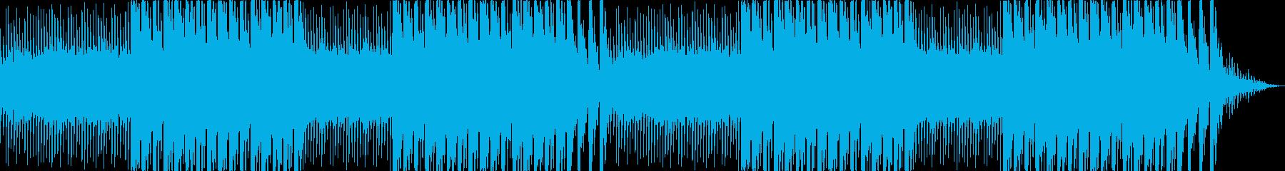 オーケストラ楽器ファンタジー風の遊...の再生済みの波形