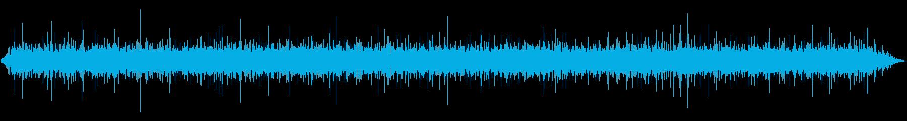 【自然音】川が流れる音02(清里)の再生済みの波形