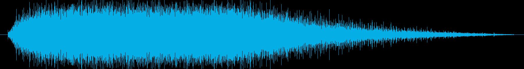 機械 ジグソーエンジンFast L...の再生済みの波形