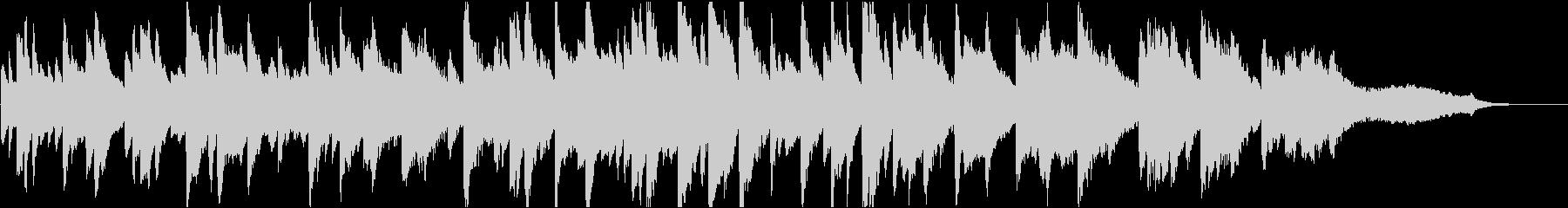 企業VP49 広告・動画・感動・ピアノの未再生の波形