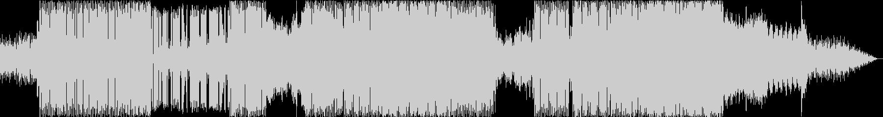 エレクトロニカインストゥルメンタル...の未再生の波形