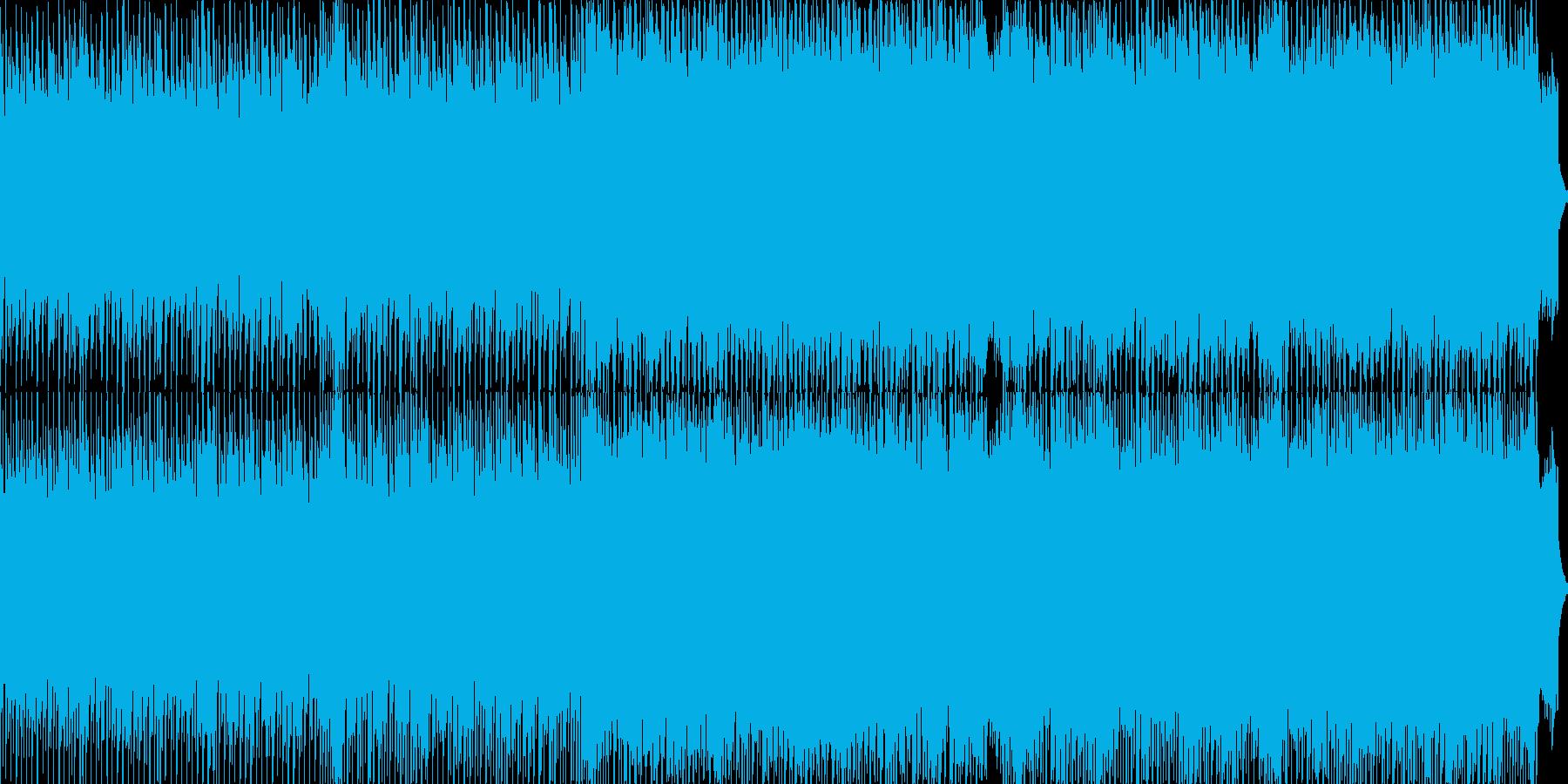 亡き王女のためのパヴァーヌ/テクノの再生済みの波形