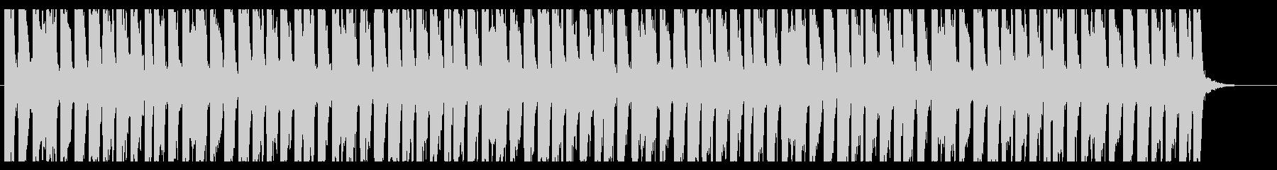 明るいピアノラウンジ_No406_4の未再生の波形