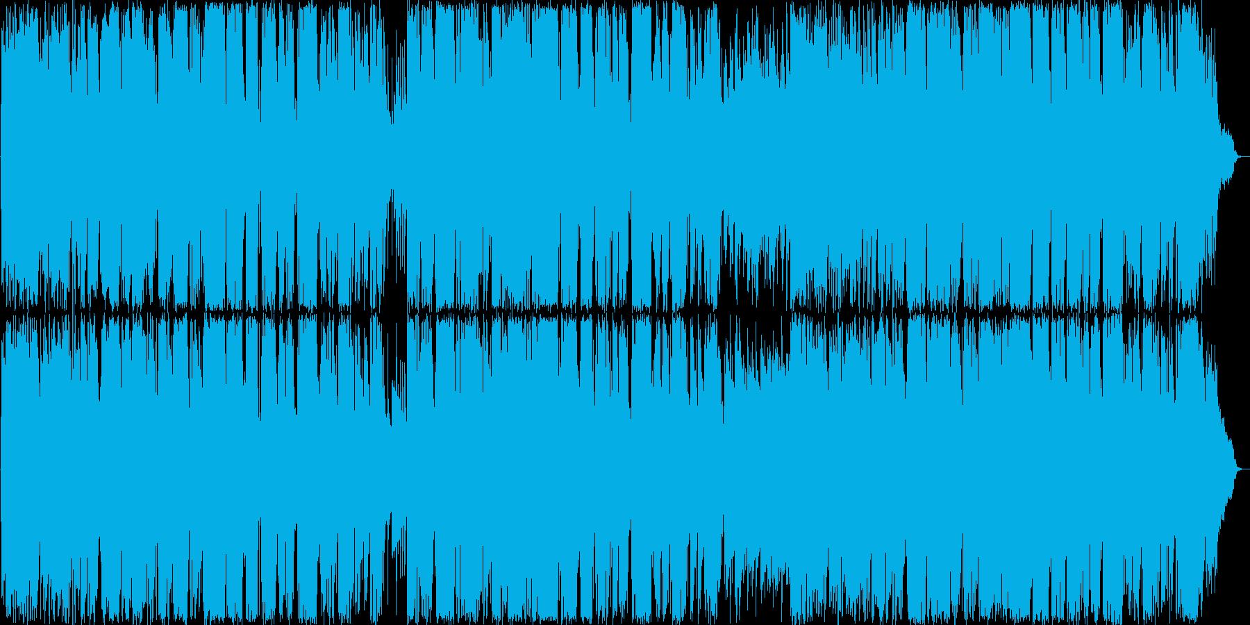 同窓会をテーマにした楽曲ですの再生済みの波形