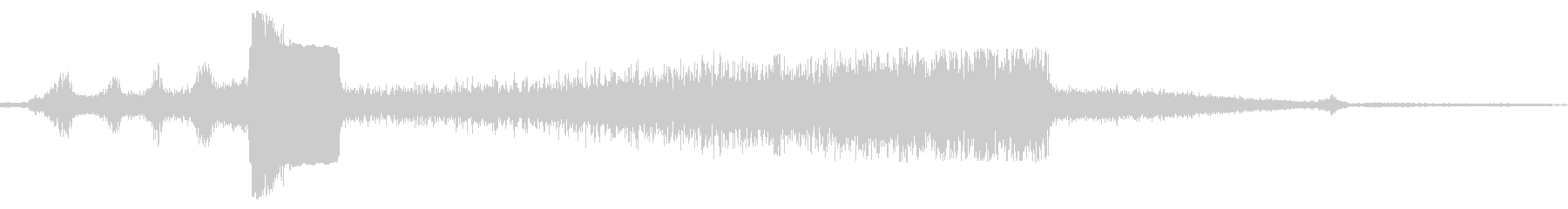 リンカーンRevs 1、2,3ピー...の未再生の波形