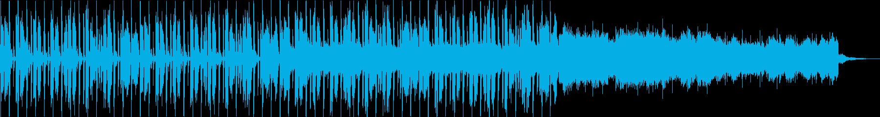 「喜びの歌」ポップで明るいギターアレンジの再生済みの波形