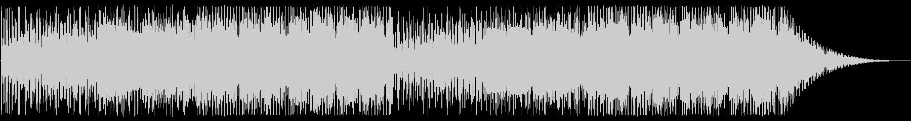 開放的/宇宙/エレクトロ_No602_1の未再生の波形