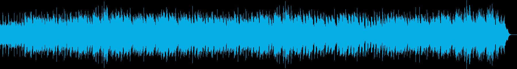トランペットの悲しい調べ レクイエムの再生済みの波形