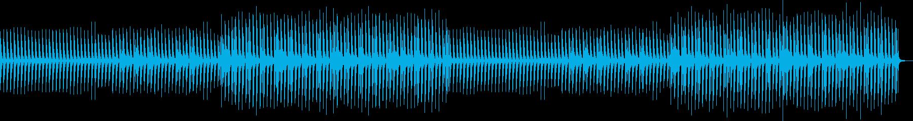Background Piano Popの再生済みの波形